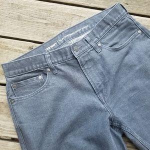 Men's Old Navy Slim Straight gray denim  32x32